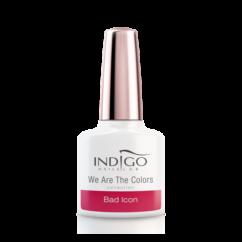 bad icon lakier hybrydowy indigo