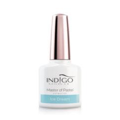 lodowy pastelowy lakier hybrydowy indigo