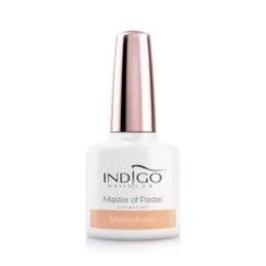 melonholic gel polish indigo