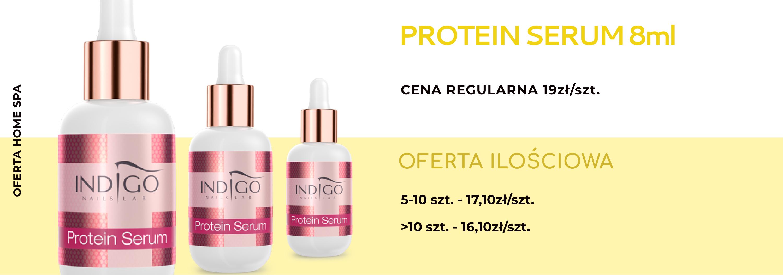 serum proteinowe indigo